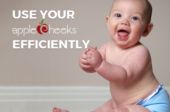AppleCheeks™ Cloth Diapers
