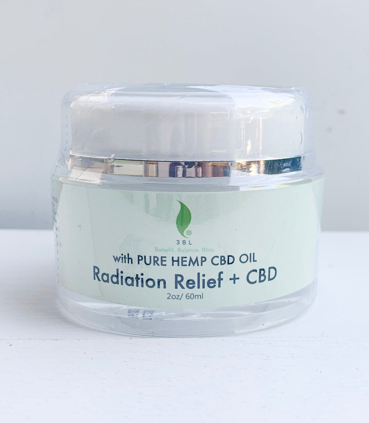 3BL | Radiation Relief + CBD