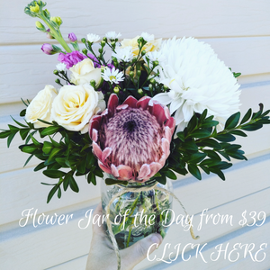flowers-mason-jar-same-day-delivery-florist-birthday-afterpay
