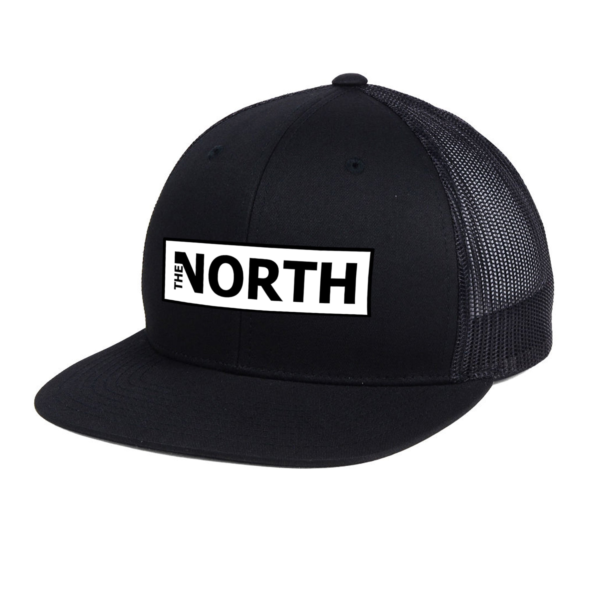 The NORTH - Trucker Hat - Black