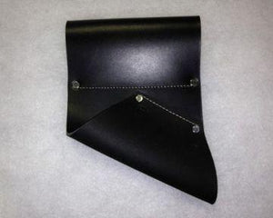 Double D Angled Pick Holder (Leather)