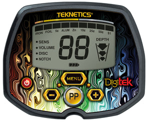 Digitek Youth Size Detector (with 7 Inch Coil)