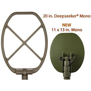 Garrett ATX Deepseeker Package (with 11x13'' Mono Closed Searchcoil)