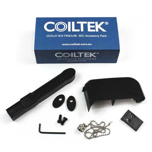 Coiltek Gold Extreme SDC Coil - Accessory Pack