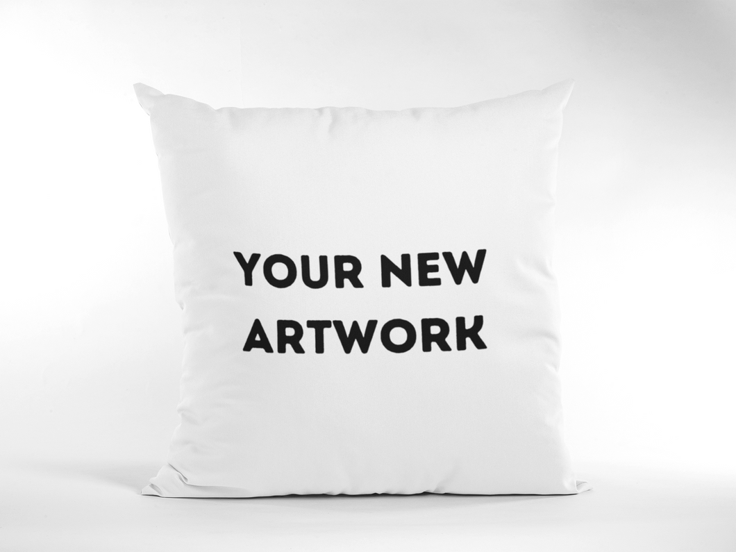 A Custom Designed Cushion