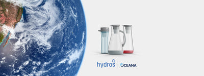 Hydros Partners with Oceana to Help Protect and Restore Oceans