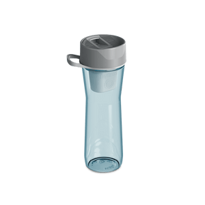 20 oz Water Bottle Pale Blue With Filter