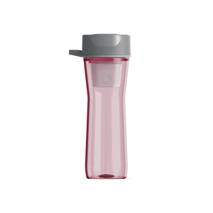 20 oz Water Bottle Violet With Filter