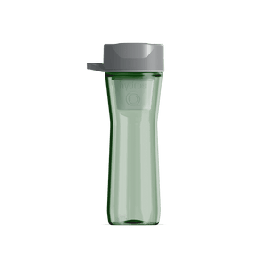20 oz Water Bottle Jade With Filter