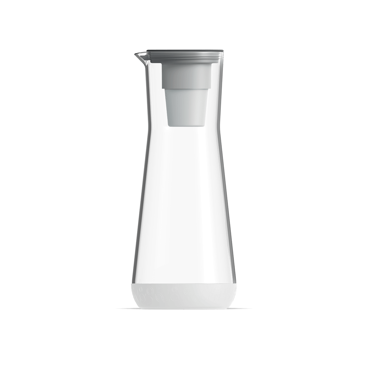 Hydros 40 oz Carafe With Filter - Grey