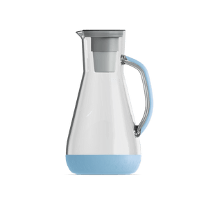 64 oz Pitcher Pale Blue With Filter