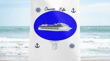New Product Launch!!       The Sweetest Tee Beach Towel