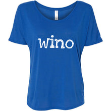 WINO Women's Slouchy Tee (7 colors) - The Sweetest Tee