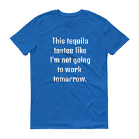 NOT GOING TO WORK... Cotton Tee (8 colors) - The Sweetest Tee
