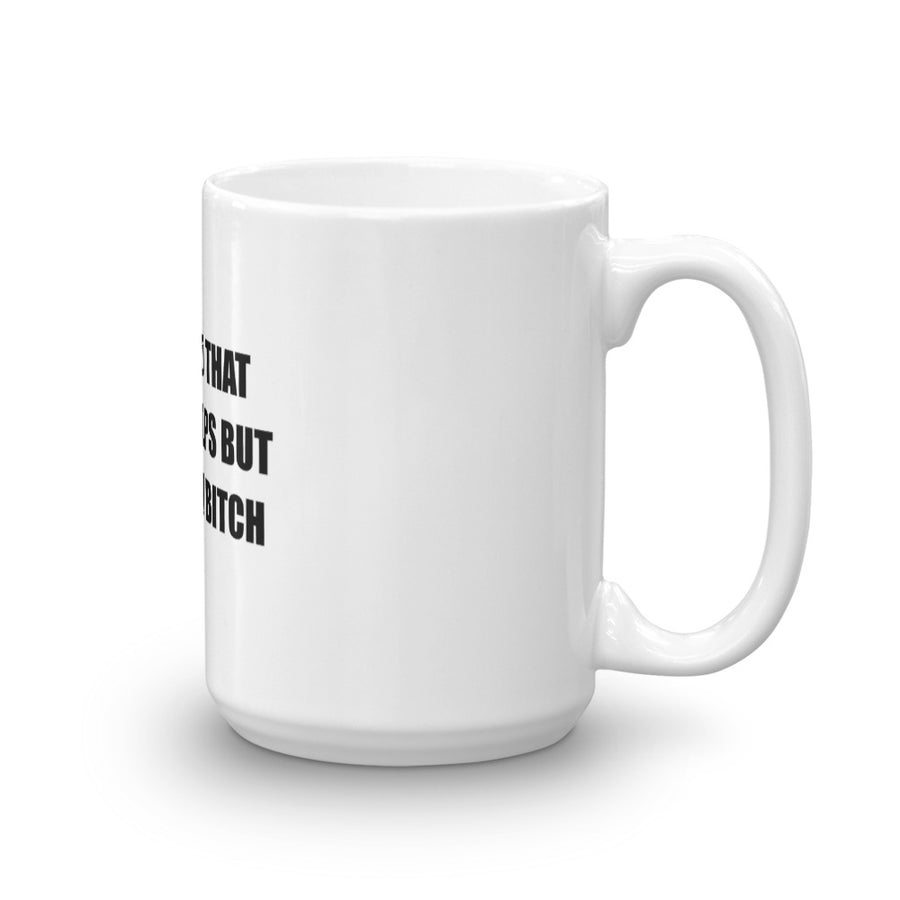 I PRETEND THAT COFFEE HELPS... Coffee Mug (2 sizes) - The Sweetest Tee