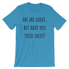 ABS ARE GREAT... Unisex Cotton Tee (8 colors) - The Sweetest Tee