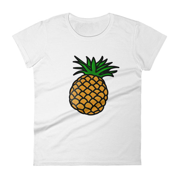 Pineapple Women's Tee (14 colors) - The Sweetest Tee