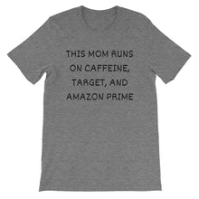 THIS MOM RUNS ON... Cotton Tee (8 colors) - The Sweetest Tee