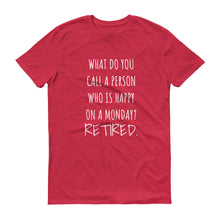 WHAT DO YOU CALL A PERSON... Jersey Tee (6 colors) - The Sweetest Tee