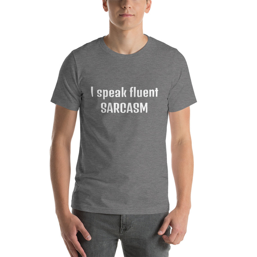 I SPEAK FLUENT... Unisex Tee (12 colors) - The Sweetest Tee