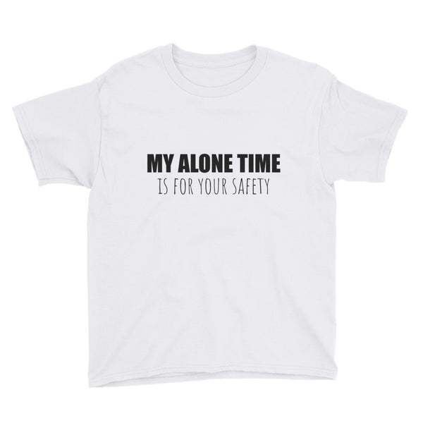 MY ALONE TIME... Youth Tee (7 colors) - The Sweetest Tee