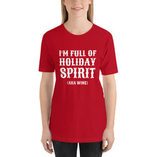 I'M FULL OF... Unisex Tee (5 colors) - The Sweetest Tee