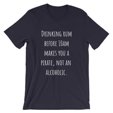 DRINKING BEFORE 10AM... Unisex Tee (10 colors) - The Sweetest Tee