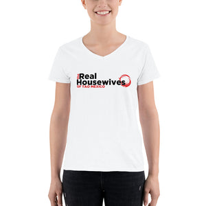 RHOTM Women's Casual V-Neck Shirt - The Sweetest Tee
