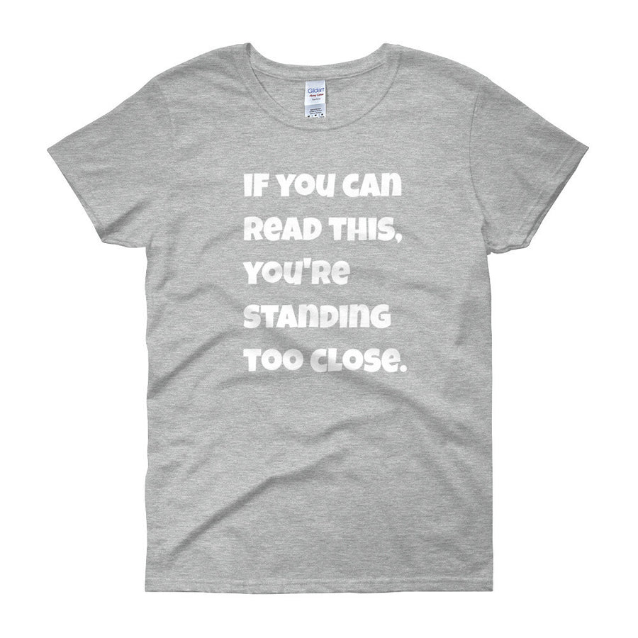 IF YOU CAN READ THIS... Cotton Tee (6 colors) - The Sweetest Tee