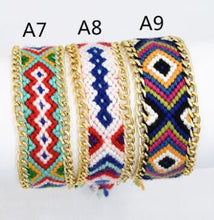 Handmade Woven Friendship Bracelet (19 colors) - The Sweetest Tee
