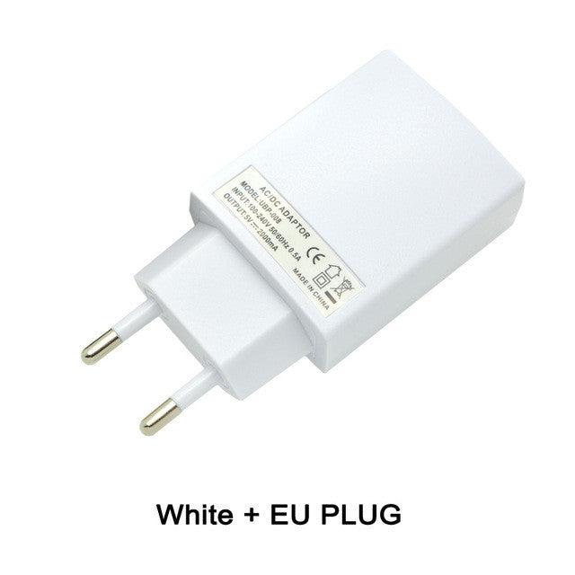 Universal USB Travel Charger (2 colors) - The Sweetest Tee
