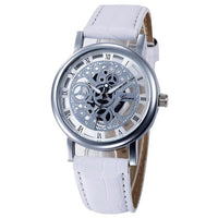 Casual Faux Leather Business Analog Quartz-Watch (5 colors) - The Sweetest Tee