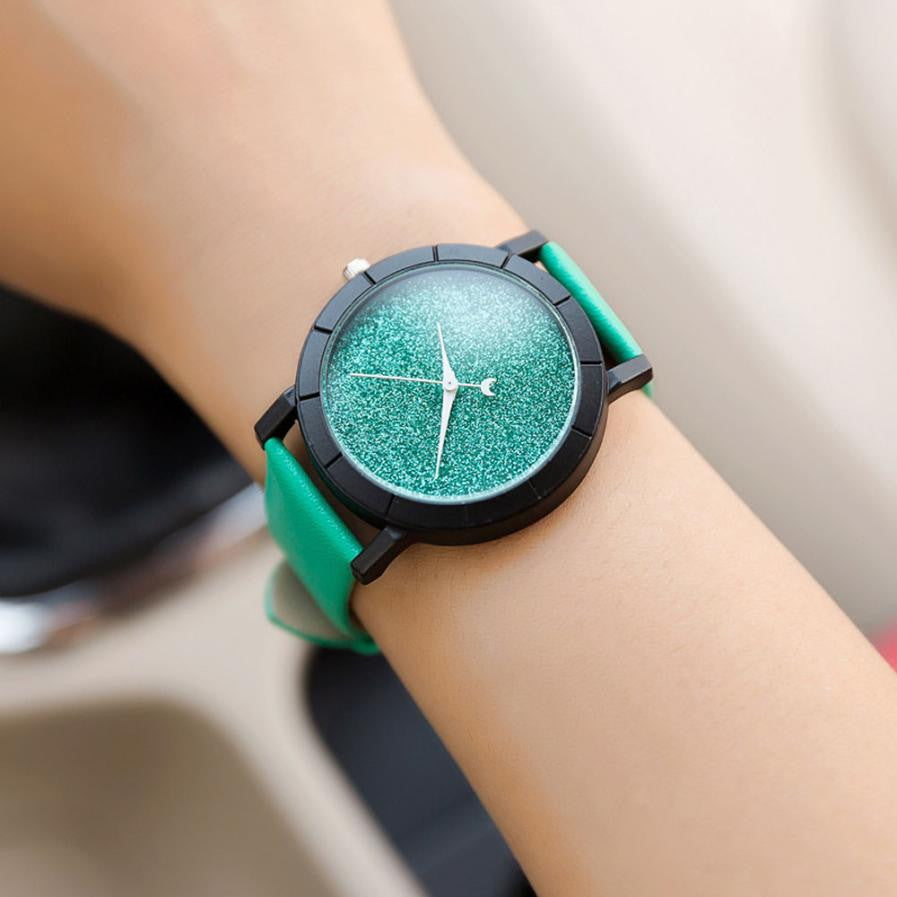 Lovers Wrist Watch (5 colors) - The Sweetest Tee