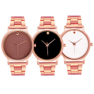 Luxury Fashion Ladies Watch (3 colors) - The Sweetest Tee