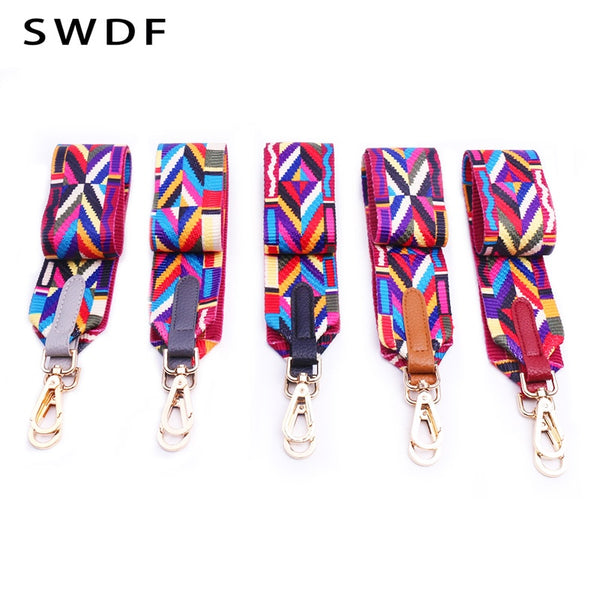 Straps for Crossbody Handbags (5 colors)