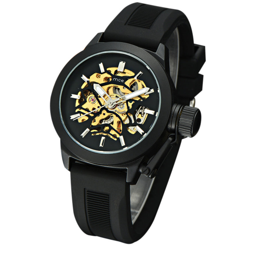 Mens Luxury Hollow Skeleton Watch (3 colors) - The Sweetest Tee