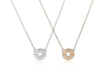 Vintage Compass Pendant Necklace (2 colors) - The Sweetest Tee