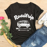 ROADTRIP Ladies Tee - The Sweetest Tee