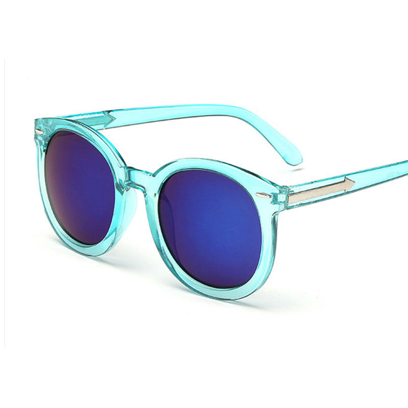 Designer Vintage Style Round Sunglasses (16 colors) - The Sweetest Tee