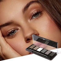 FOCALLURE 6 Colors Eyeshadow Palette (6 colors) - The Sweetest Tee