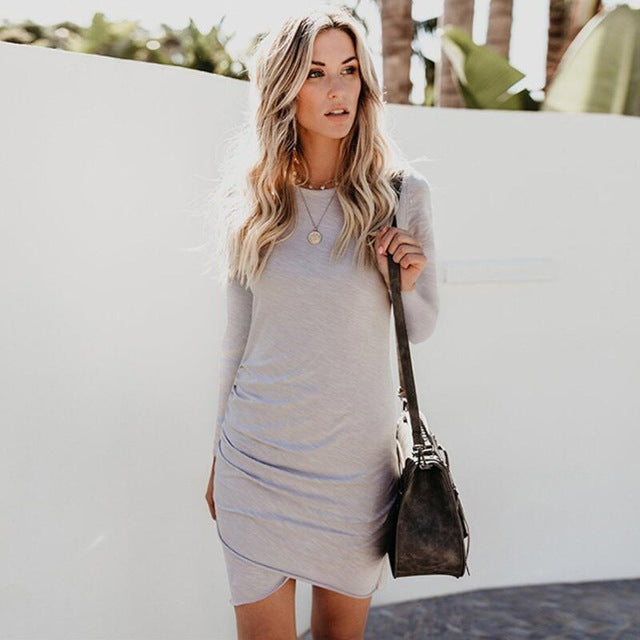 Summer Mini Dress (10 colors) - The Sweetest Tee