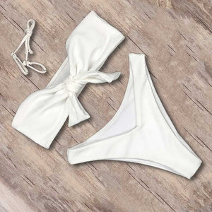 Bandeau Brazilian Bikini (16 colors) - The Sweetest Tee