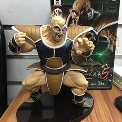"Nappa ""Never Mess with Nappa"" the figure"