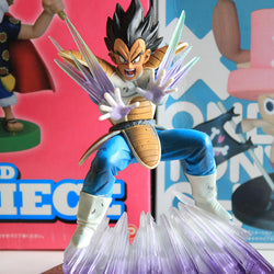 "Vegeta ""F*** YOU GOKU"" the action figure"