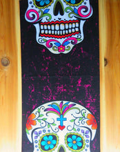 "Skull ""Day of the Dead Style"" Bandana"