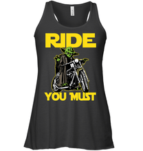 """Ride You Must"" Ladies' Tank"