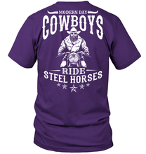"""Modern Day Cowboys"" SS Tee"