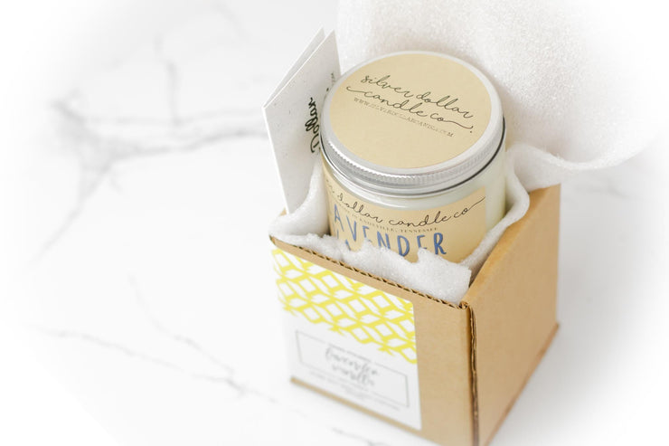 Matron of Honor Proposal - 8oz (V1) - Silver Dollar Candle Co