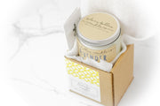Cinnamon & Pumpkin Cheesecake - 8oz - Silver Dollar Candle Co