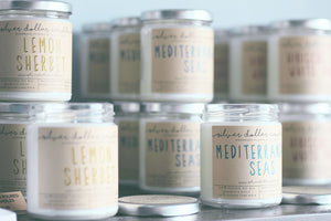 Out Of All The Moms... Mom Gift - Silver Dollar Candle Co